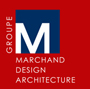 Logo Groupe Marchand Design Architecture